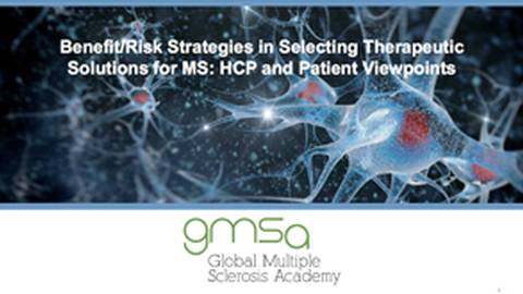 Benefit/Risk Strategies in Selecting Therapeutic Solutions for MS