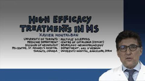 High Efficacy Treatments in MS